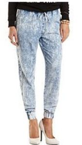 Refuge joggers size small